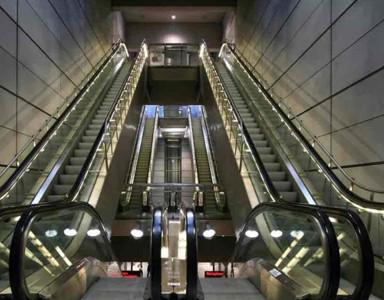 茂业百货室内扶梯Ⅰ